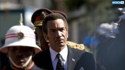 News video: Botswana Votes In Poll Set To Test Ruling Party Dynasty